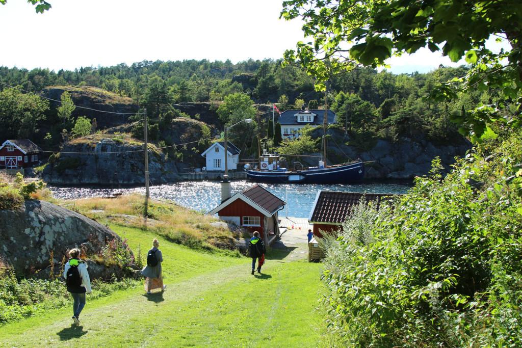 familietur i larvik kommune
