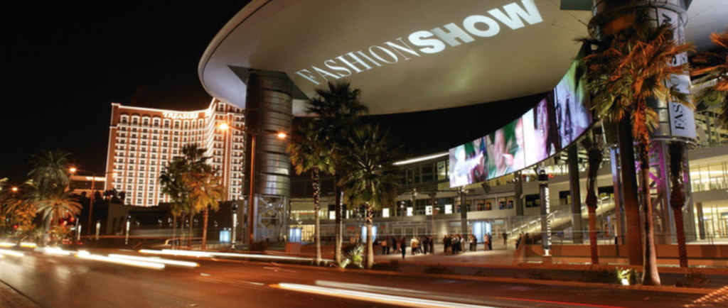 fashion show shopping center las vegas