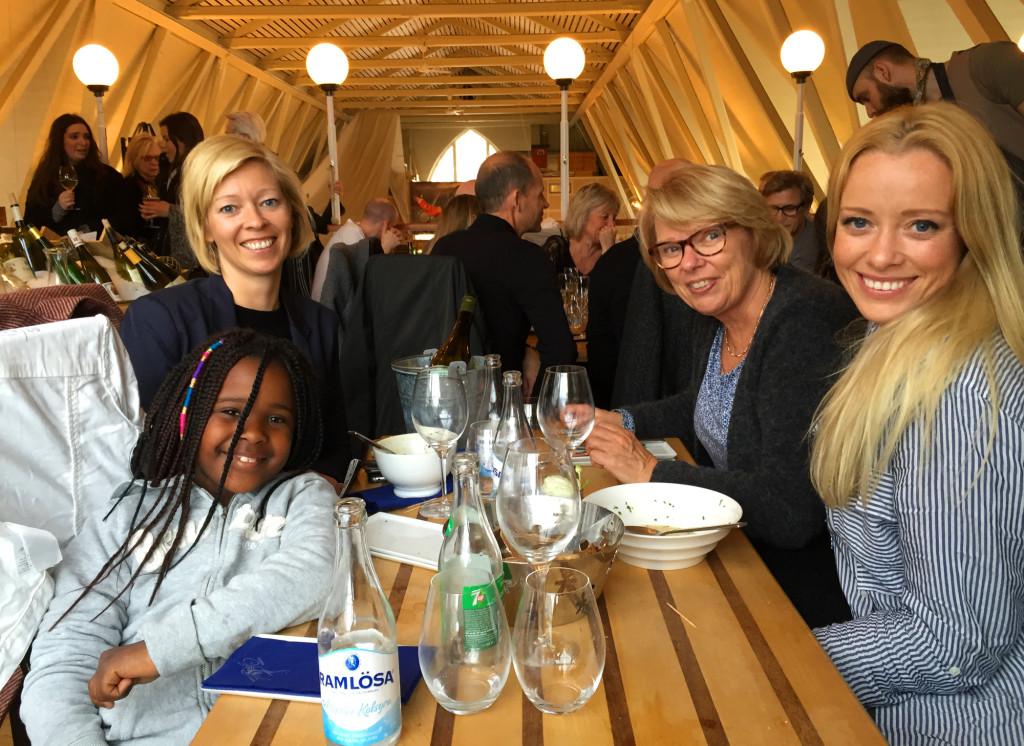 fish restaurant restaurang gabriel sweden