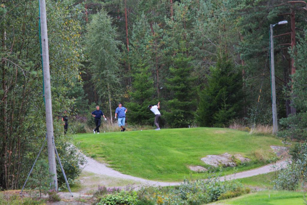 golfere hevingen golfklubb