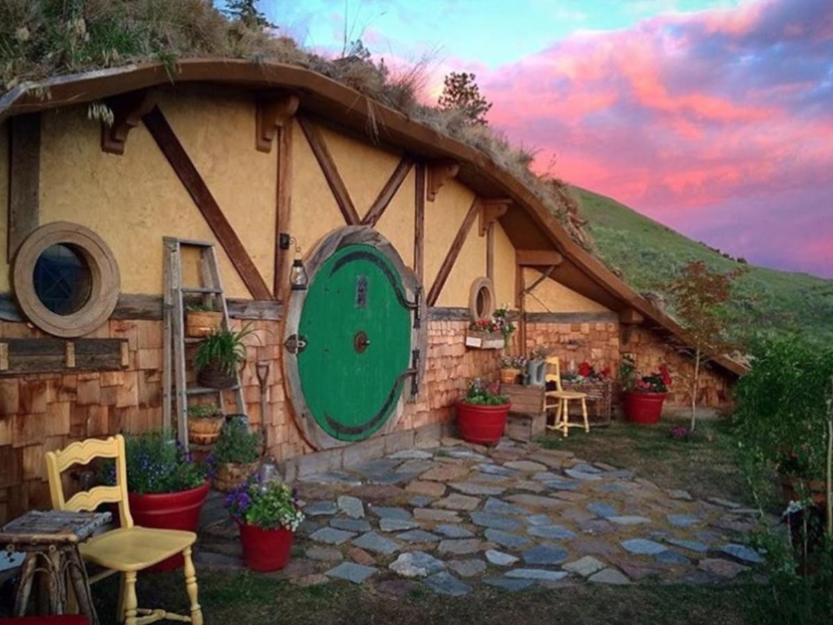hobbiten hytte på airbnb positivista reiseblogg