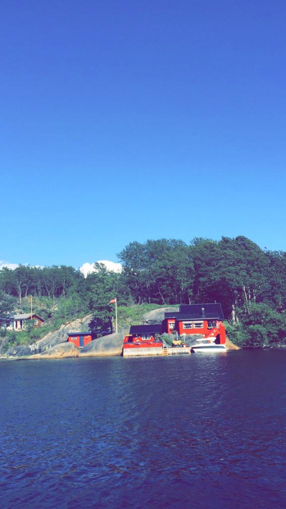 hytteliv i norge