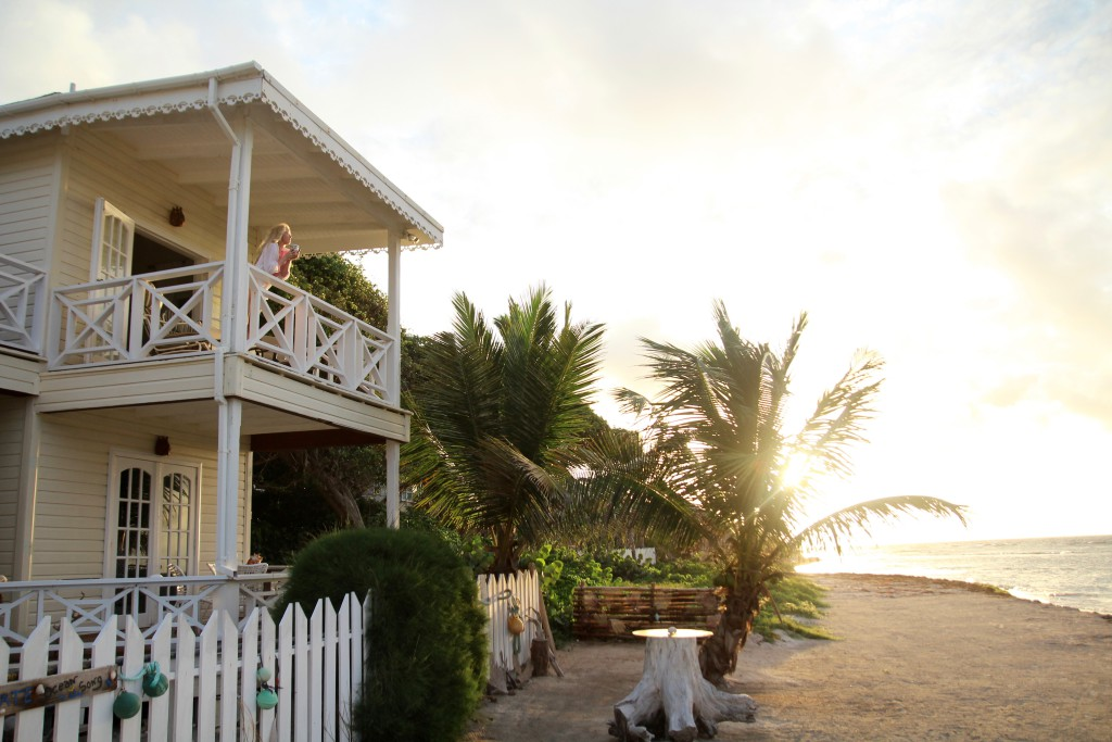 karibien caribbean beachhouse