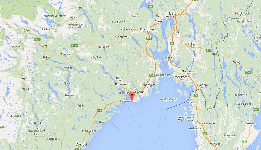 kart nevlunghavn Romantisk i Nevlunghavn   Positivista kart nevlunghavn