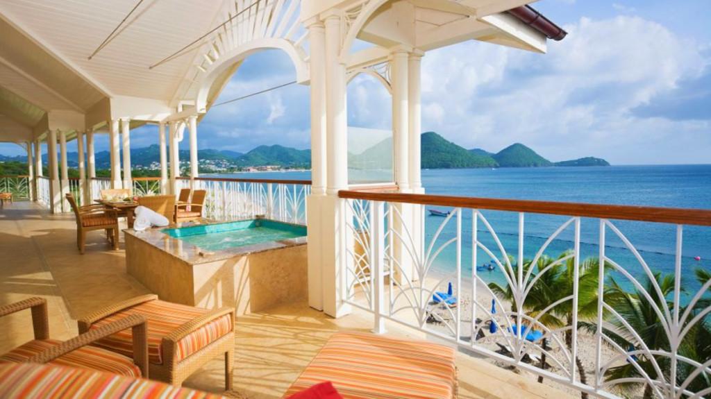 luksus i karibien