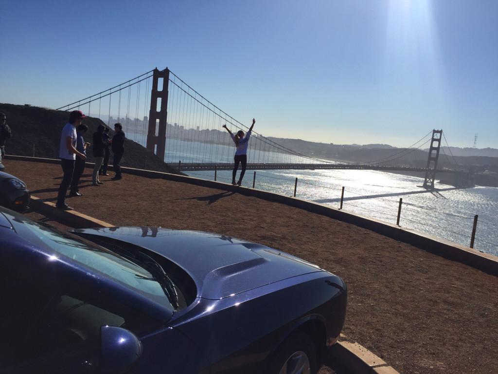 merete gamst SF golden gate
