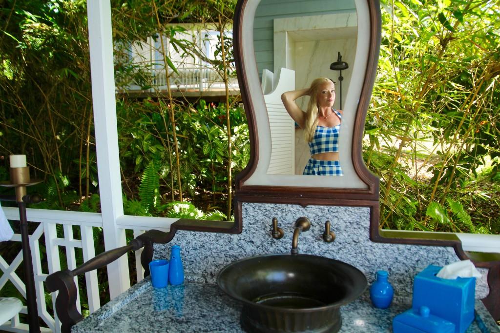 merete gamst karibien reiseblogg