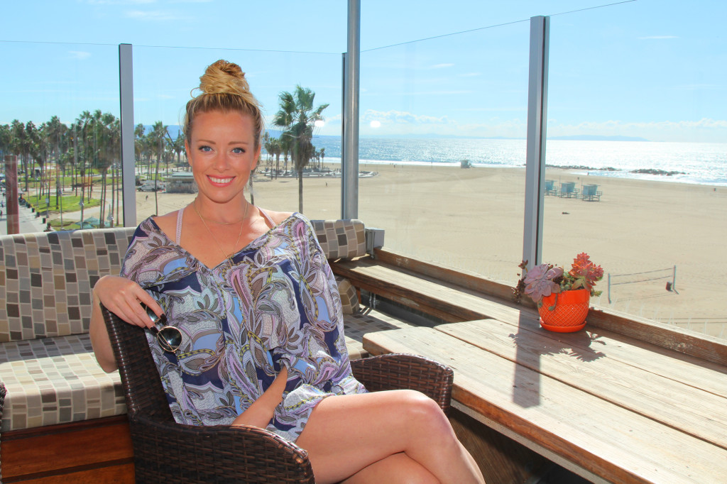 merete gamst positivista venice beach travel