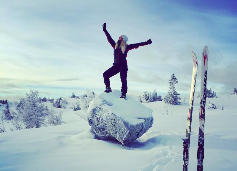 merete gamst reiseblogg norge