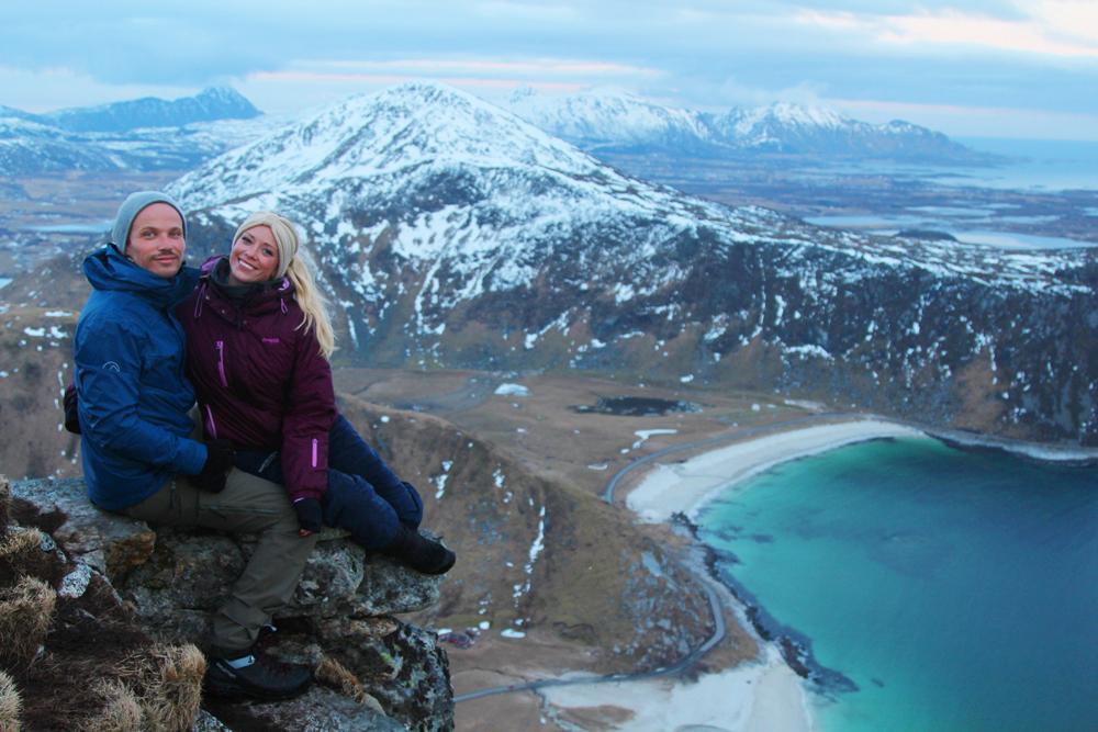 merete gamst reiseblogger i lofoten norway