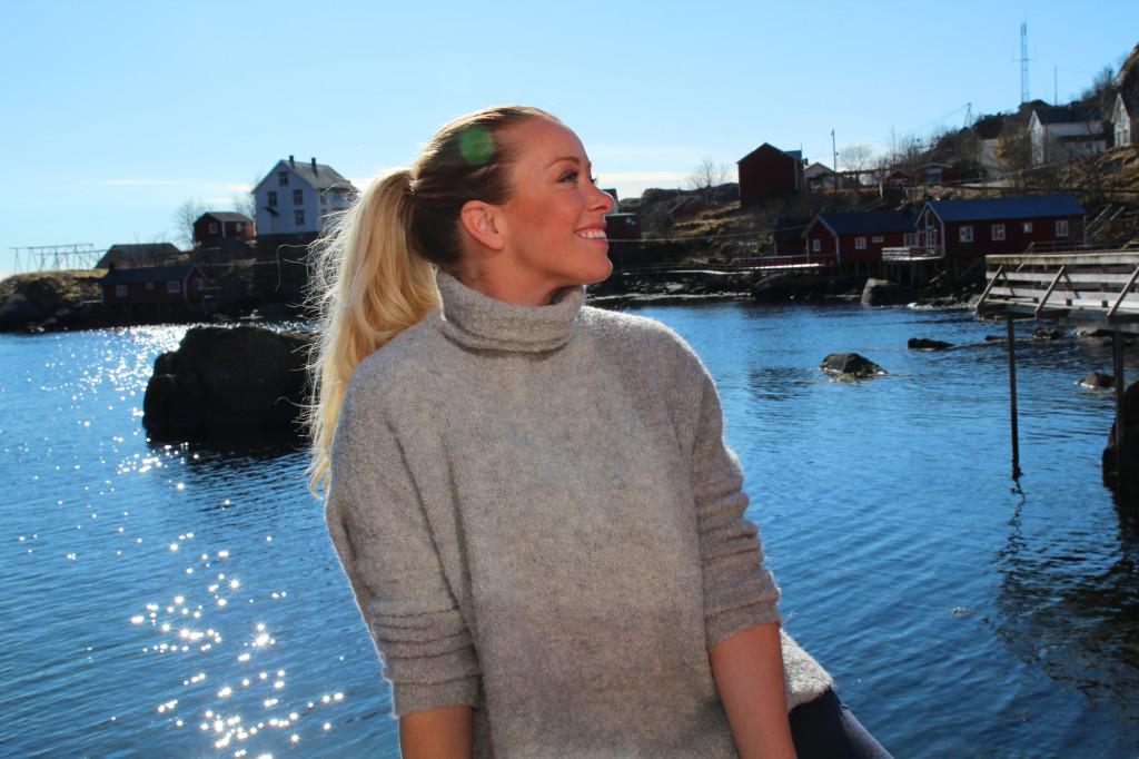 merete gamst reiseblogger positivista