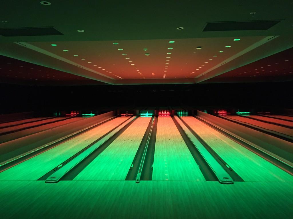miami bowling night klubb