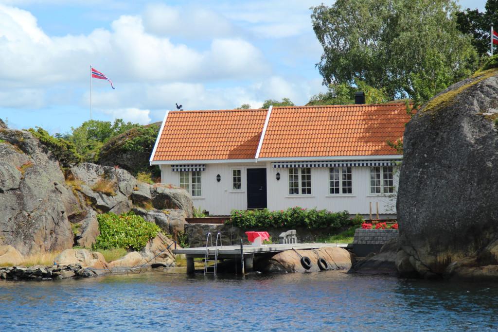 norsk sommeridyll vestfold