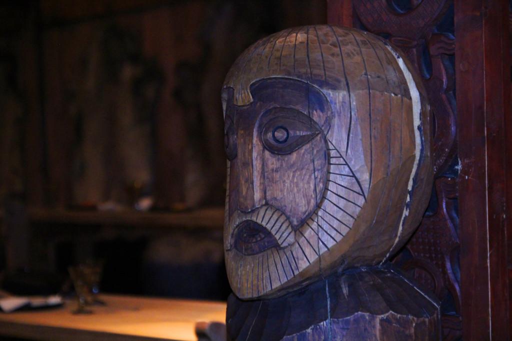odin viking statue norway