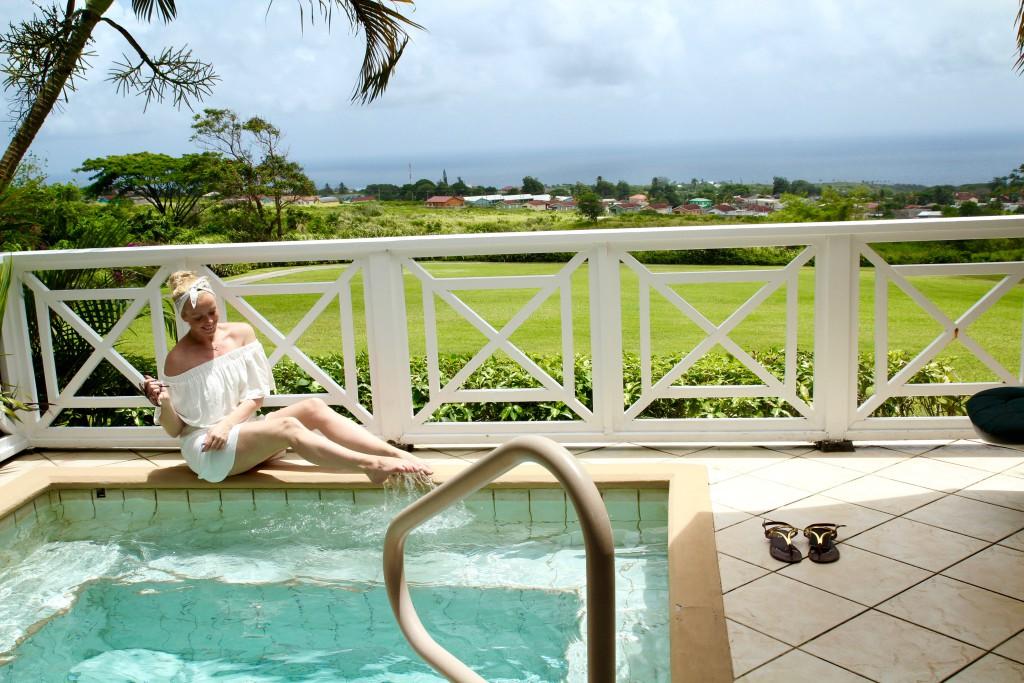 ottley plantation inn st kitts hotel