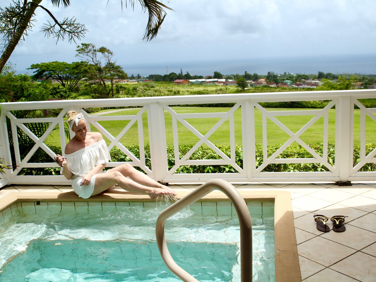 ottley plantation inn st kitts hotel