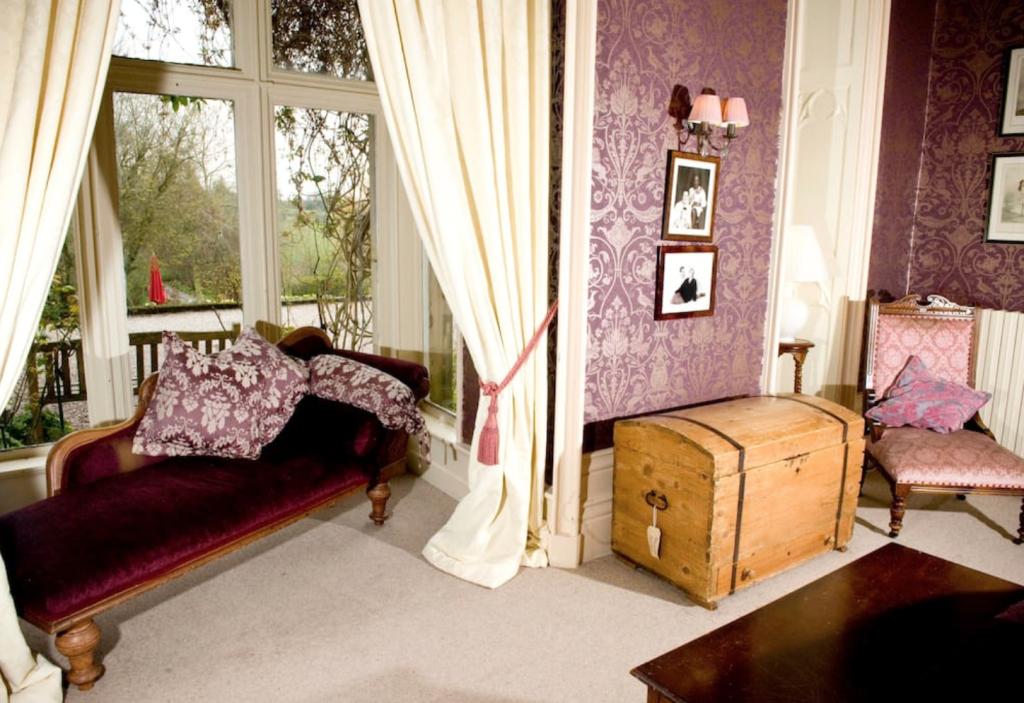 overnatting i slott i england reiseblogg airbnb