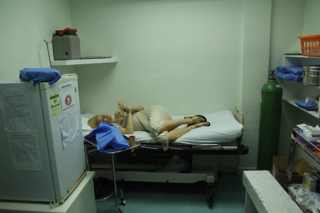 positivista sykehus i karibien