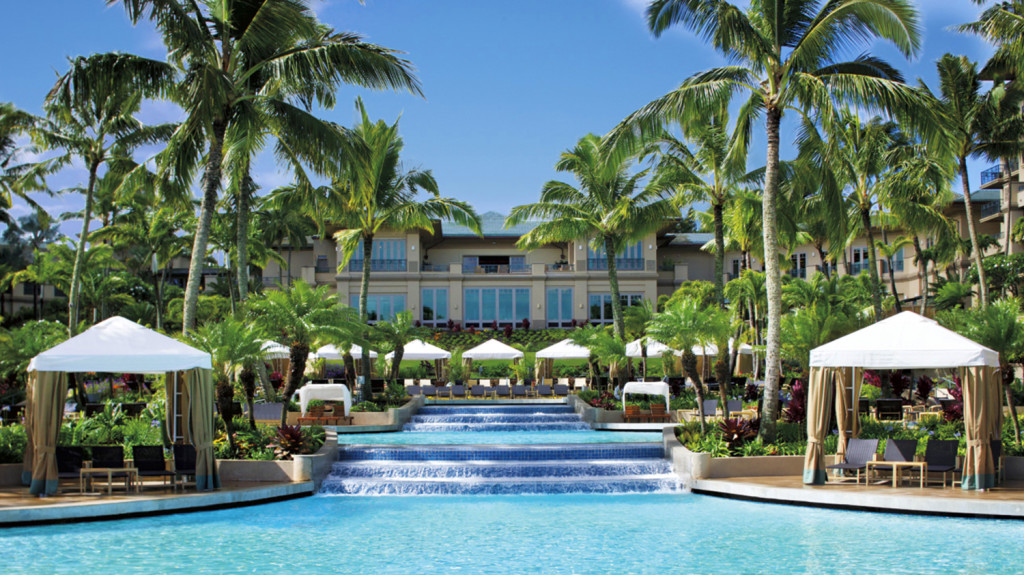 ritz carlton hawaii luxury hotel