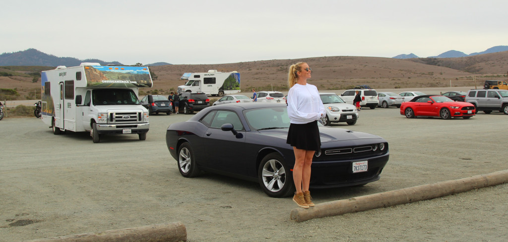 roadtrip california to see