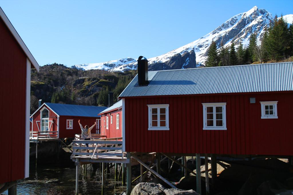 rorbuer nusfjord lofoten reiseblogg