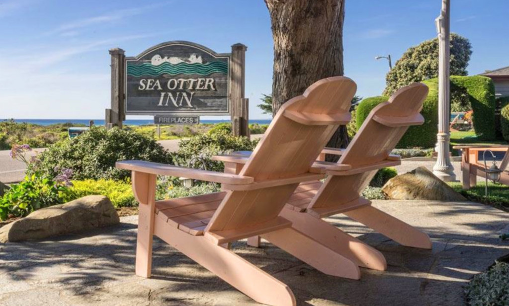sea otter inn hotel hearst castle