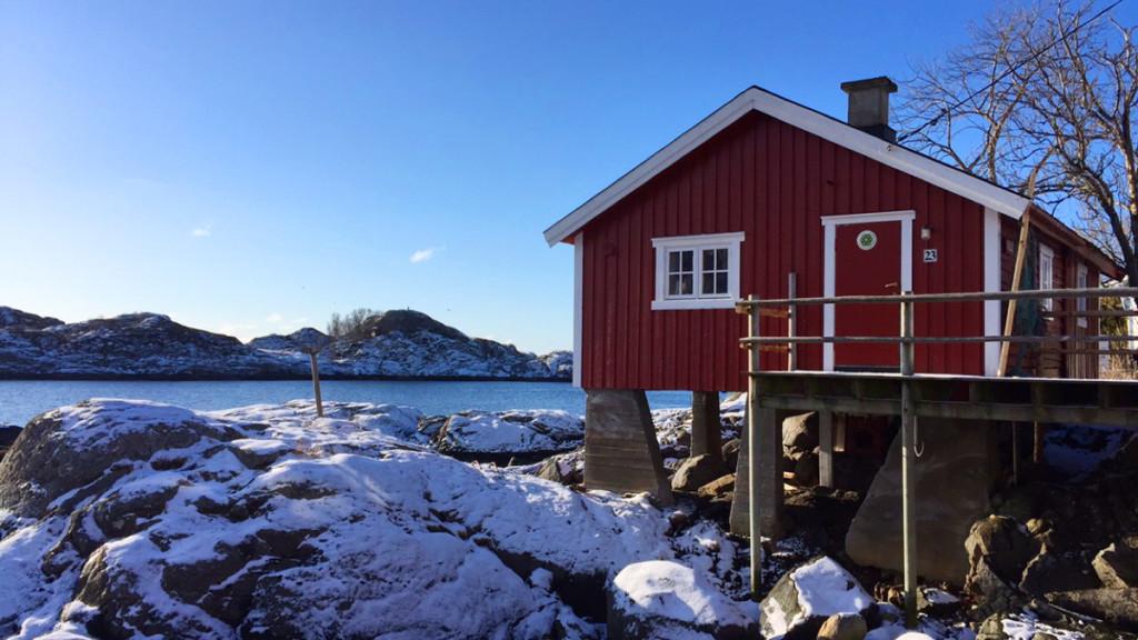 svinøya rorbuer i lofoten