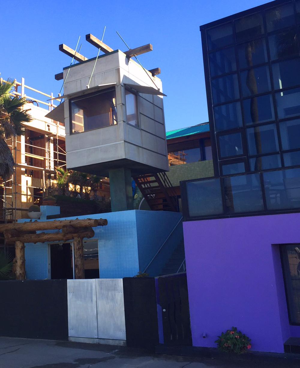 tree house house venice beach