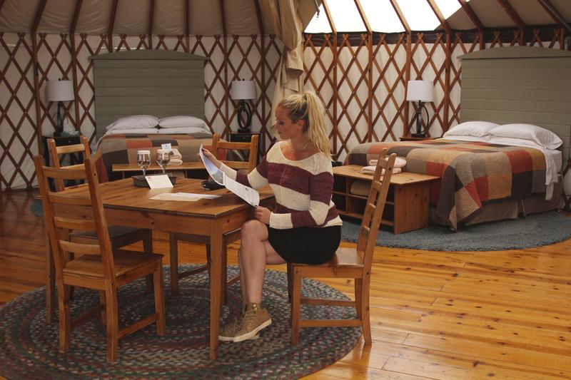trehytte-hotell i california reisetips