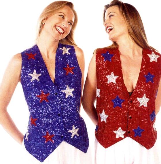 vest stars usa